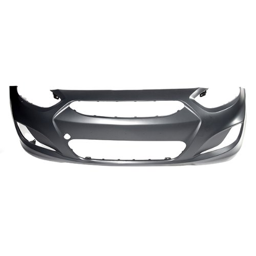 hyundai accent front bumper cover - 1
