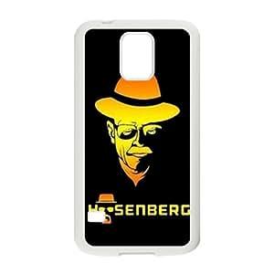 heisenberg Phone Case for Samsung Galaxy S5 Case