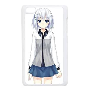 Date A Live iPod Touch 4 Case White yyfabc-411091