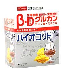 エムズワン たもぎ茸濃縮エキス バイオゴッド β-Dグルカン アミノ酸 ミネラル配合 (80ml×10袋) B0058G886E