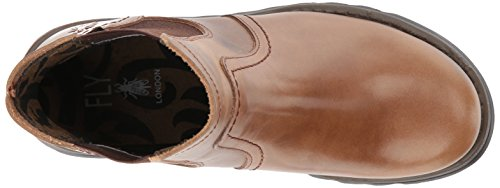 Fly London Women's Gore-texscon058fly Chelsea Boots, Black Brown (Camel 002)