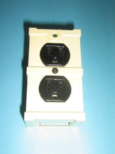 Tripp Lite, Isoblok, IB2-P, Noise Filter & Surge Supressor, 2 socket, 120 VAC, 15 AMP (Surge Premium Isobar Suppressor)