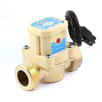 eDealMax 26mm 3/4 PT Hilo conector de la Bomba interruptor 120W líquido Sensor de