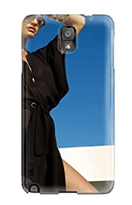 Hot Tpye Candice Swanepoel Women People Women Case Cover For Galaxy Note 3