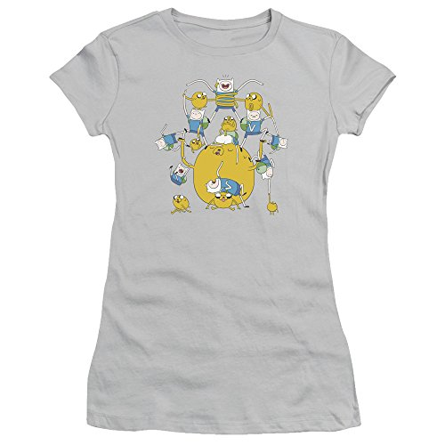 j de Adventure Camiseta Time grupo del mujeres YqqOTxRw