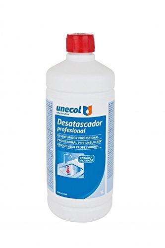 Unecol 302 - Desatascador profesional botella 1l: Amazon.es: Bricolaje y herramientas