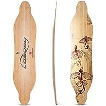 Loaded Boards Vanguard Bamboo Longboard Skateboard Deck