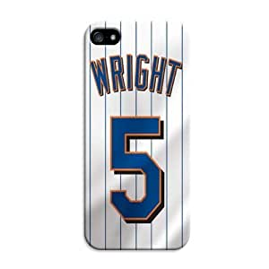LarryToliver what a Nice Durable Customizable Baseball New York Mets Case Cover with For iphone 5/5s