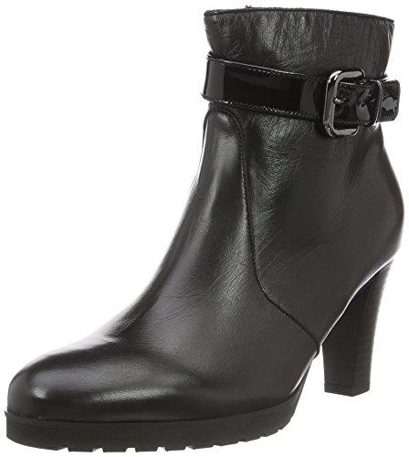 Think MEA, Zapatillas de Estar Por Casa Para Mujer, Negro-Schwarz (Schwarz 00), 41 UE