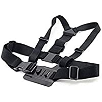 Action Camera Chest Harness Strap for Camera