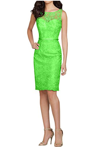 Vestido Verde trapecio Topkleider mujer para SCwwvq