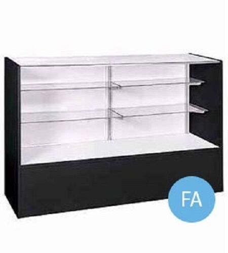 Buy All Store Display Case Full Vision Retail Merchandise Glass Melamine 38