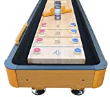 Playcraft Woodbridge 9' Honey Oak Shuffleboard