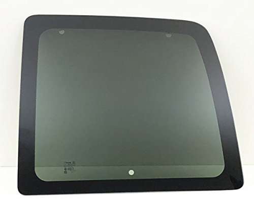 1996-2018 Chevrolet Express,GMC Savana Van (1500 2500 3500) Passenger Right Side Rear Back Glass Window Movable DB9013YPN