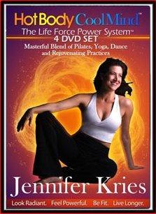 Amazon.com: Hot Body Cool Mind 4 DVD Set by Jennifer Kries ...