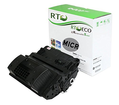 (Renewable Toner 64X CC364X Compatible MICR Toner Cartridge for Check Printing for HP Laserjet Printers: p4015, p4015n, p4015tn, p4015x, p4515, p4515n, p4515tn, p4515x, p4515xm)