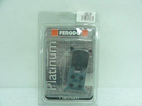 Ferodo brake pads fdb213p Platinum Road (Brake Pads Moto)/Brake Pads fdb213p Platinum Road (Motorcycle Brake Pads):