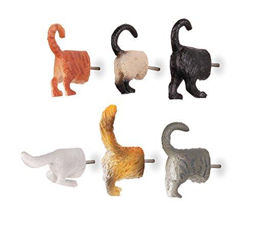 - Cat Butt Push Pins