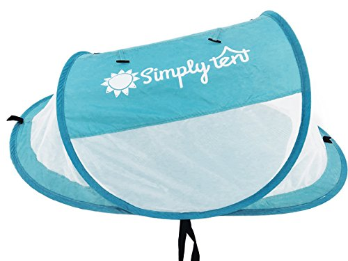 baby beach tent with fan - 5