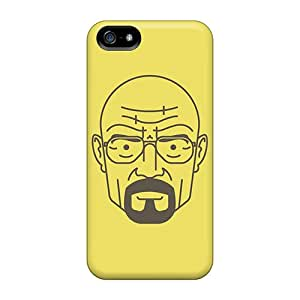 New Iphone 5/5s Case Cover Casing(walter White Vector)