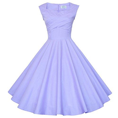 60s party dress - 9