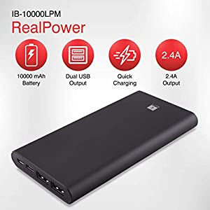 Best iBall 10000mAh  Powerbank Under Rs.1000 in India [2020]