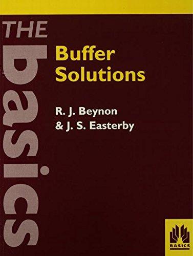 Internal Buffer (Buffer Solutions (THE BASICS (Garland Science)))