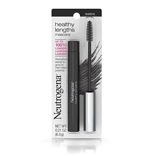 Neutrogena Healthy Lengths Mascara, Black 02.21 Oz.