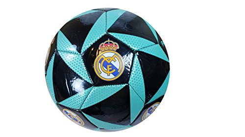 (Real Madrid Authentic Official Licensed Soccer Ball Size 5-014)