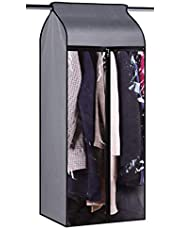Kntiwiwo Large Garment Bags for Storage Clothes