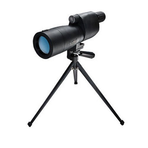 Bushnell Sentry 18-36 x 50mm Porro Prism Waterproof/Fogproof Spotting Scope with Tabletop Tripod, Black
