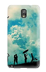 Durable Protector Case Cover With Humor Cartoon Hot Design For Galaxy Note 3