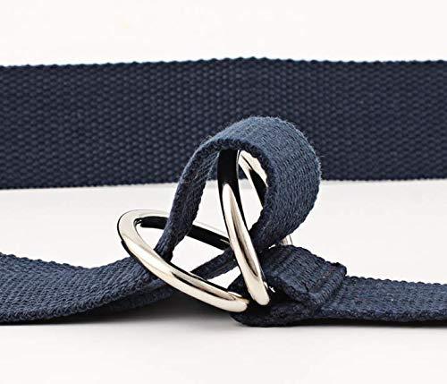 Bleu Ceinture Femme Marine Unique Acvip Taille ZzqwpP