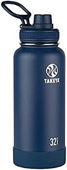 Takeya 32oz Actives Insulated Stainless Water Bottle