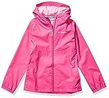 Columbia Girls' Big Switchback II Jacket, Pink Ice, Medium