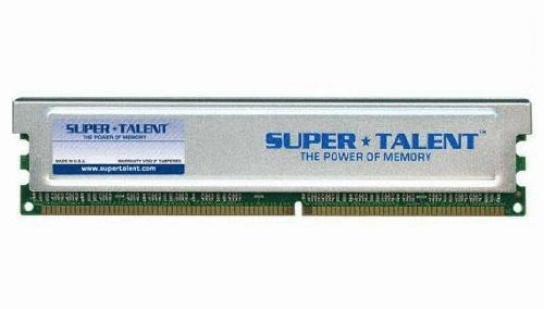 Super Talent DDR2-800 2GB/128 x 8 S-Rigid Memory T8UB2GC5 -