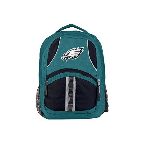 Officially Licensed NFL Philadelphia Eagles Captain (Nfl School Backpack)