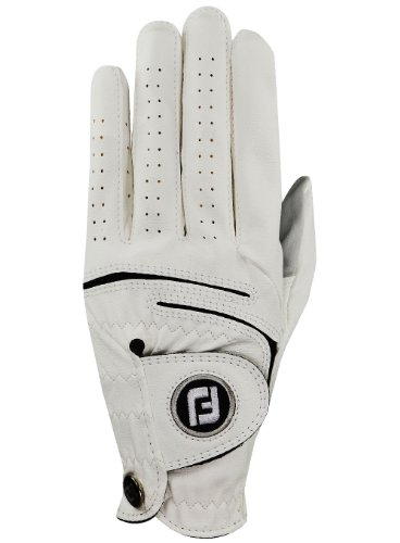 New Footjoy – MLH WeatherSof Golf Gloves 2 Pack – White Size Medium Large