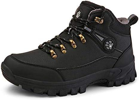 ハイキングブーツ 歩きやすい ワークブーツ メンズ おしゃれ 防滑 雨 くしゅくしゅ ウィンターブーツ カジュアル 砂漠靴 ショートブーツ 歩きやすい 裏起毛 疲れない 痛くないおしゃれ マウンテンブーツ
