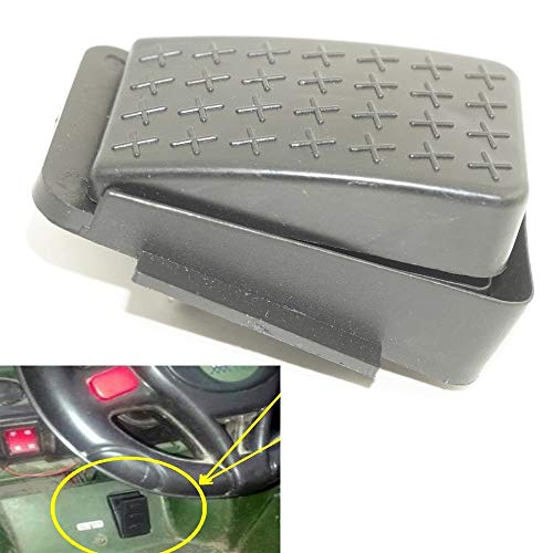 Accelerator Foot Pedal Electric Switch Accessories for Kids Ride On Car Replacement Parts Black
