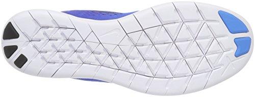 Nike Mens Free Rn Running Shoe Blue Glow/Black/Racer Blue 11 cheap limited edition original cheap price GS9uZs