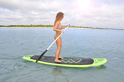 Aqua marina de remo stand Up paddle SUP Breeze de tabla de surf modelo 2016 + paddle board: Amazon.es: Deportes y aire libre