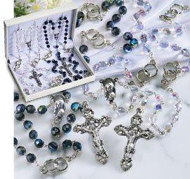 (Wedding Rosary Set)