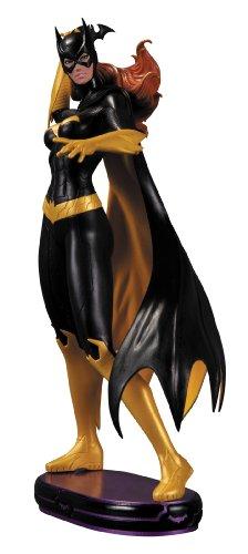 DC Collectibles DC Comics Cover Girls Batgirl Statue]()