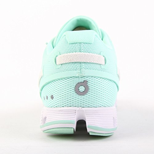 En Las Mujeres Corriendo Cloud Sneaker, Jade - 10.5 B (m) Us