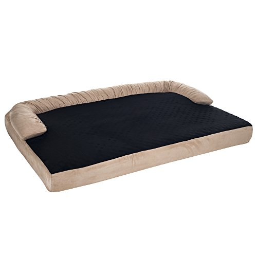 Extra Large Orthopedic Memory Foam Triple Layer Pet Dog Bed