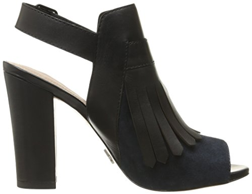 Black Sandal Victoire Women's platform Elyse Pour Indigo La wYApqRT