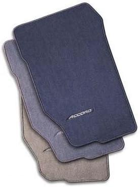 Amazon Com Honda 1998 1999 2000 2001 2002 Genuine Oem Accord Coupe Carpet Ivory Floor Mats Set Of 4 Automotive