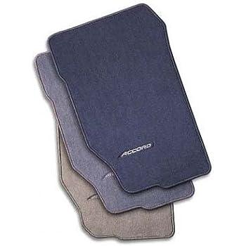 1998 1999 2000 2001 2002 genuine oem honda accord coupe carpet ivory floor mats. Black Bedroom Furniture Sets. Home Design Ideas