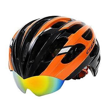 Casco de ciclismo para 9 colores casco de bicicleta de carretera de montaña cascos ciclismo mtb